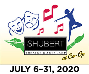 Shubert Theater & Arts Summer Camp
